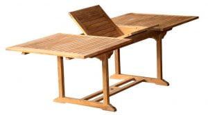 Recta Extend Table