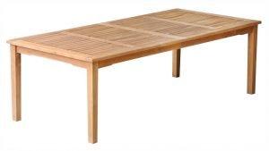 Recta Fixed Table