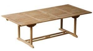 Recta Pedesta Table